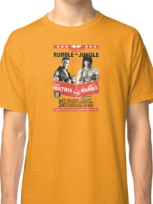 Rumble In the Jungle Classic T-Shirt
