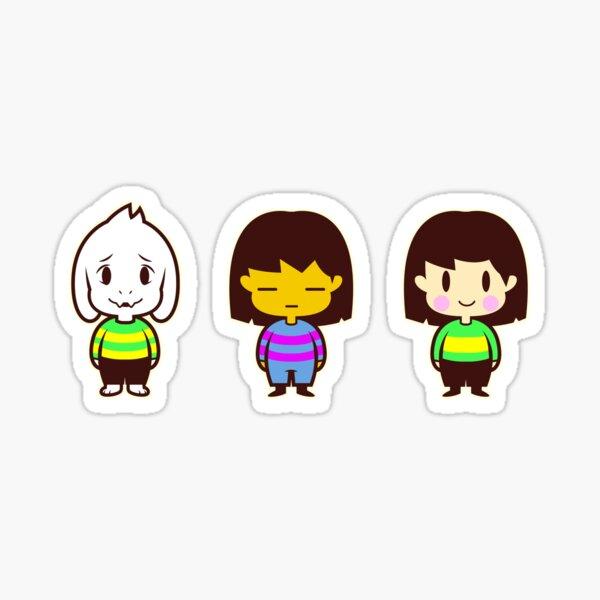 Dreemurr kids Sticker