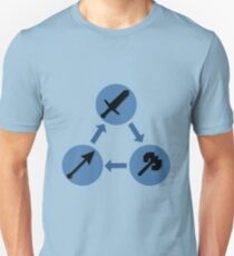 WEAPON TRIANGLE | Fire Emblem Unisex T-Shirt
