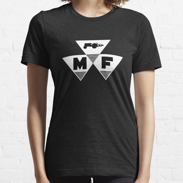 MEILLEUR VENDEUR - Massey Ferguson Logo Ancienne Marchandise T-shirt essentiel