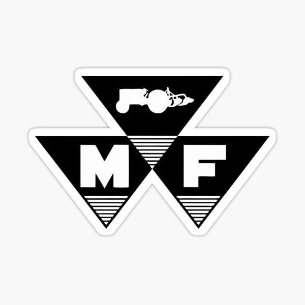 EL MÁS VENDIDO - Massey Ferguson Logo Old Merchandise Pegatina