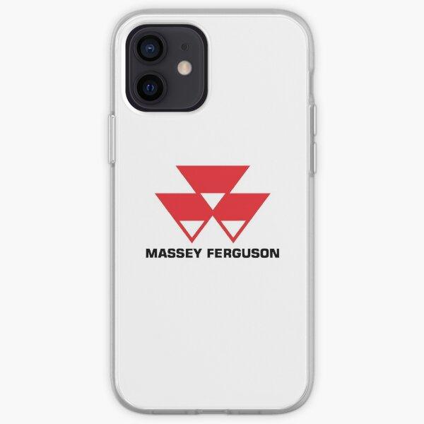 MEILLEUR VENDEUR - Massey Ferguson Logo Merchandise Coque souple iPhone