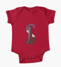 S for Skyscraper Kids Clothes