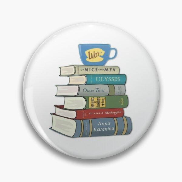 gilmore girls Rory's Books Pin