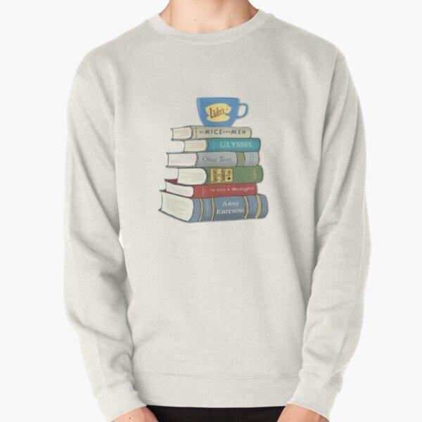 libros de gilmore girls rory Sudadera sin capucha