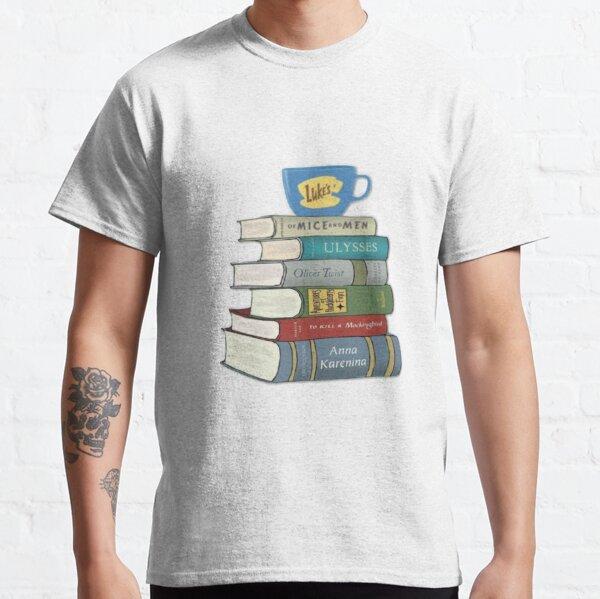 gilmore girls Rory's Books Classic T-Shirt