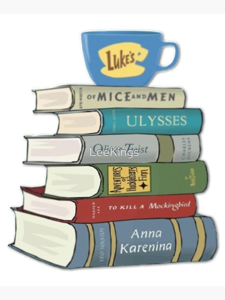 gilmore girls Rory's Books by LeeKings