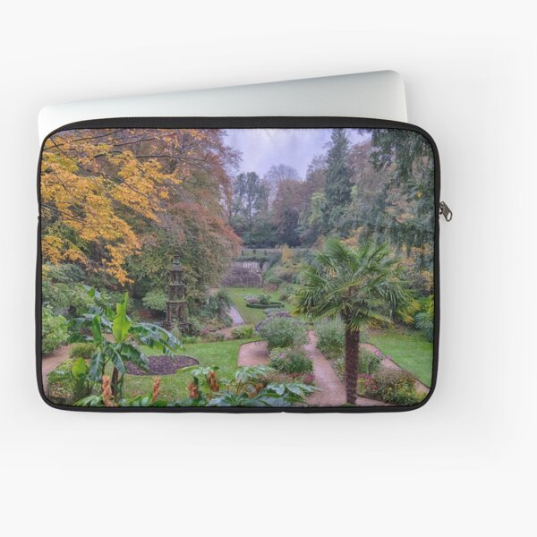 Plantation Gardens, Norwich Laptop Sleeve