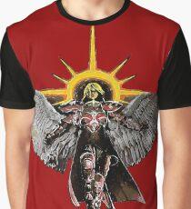 Warhammer 40k Living Saint Vector Graphic T-Shirt