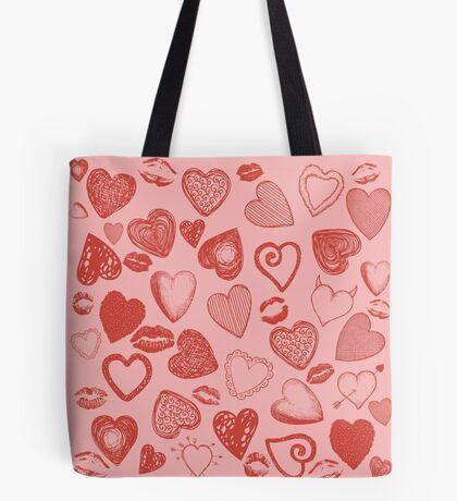 Love n' Kisses ... Tote Bag
