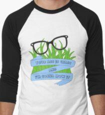 Tina Quotes Men's Baseball ¾ T-Shirt