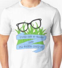 Tina Quotes Unisex T-Shirt