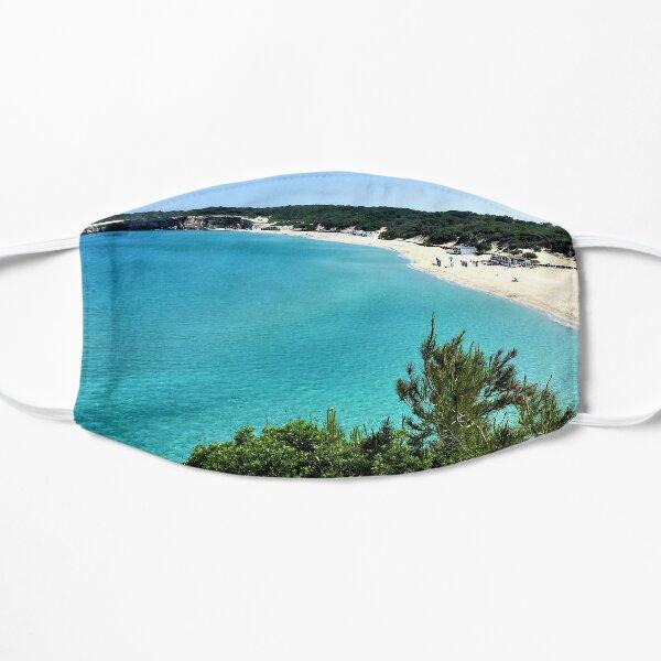 Puglia- Italy- Beautiful Sea Flat Mask