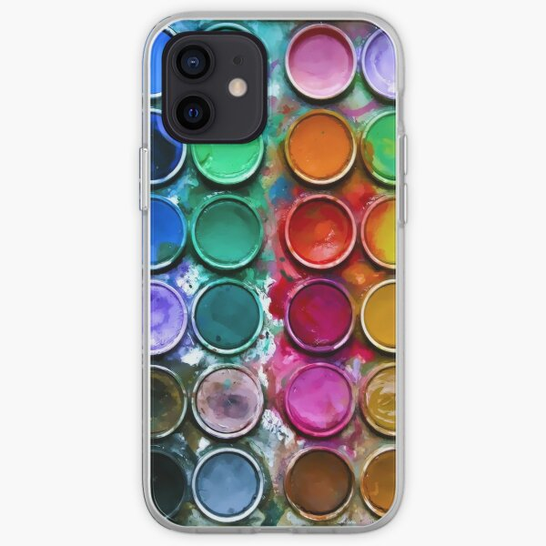 The iPaintBox iPhone Soft Case