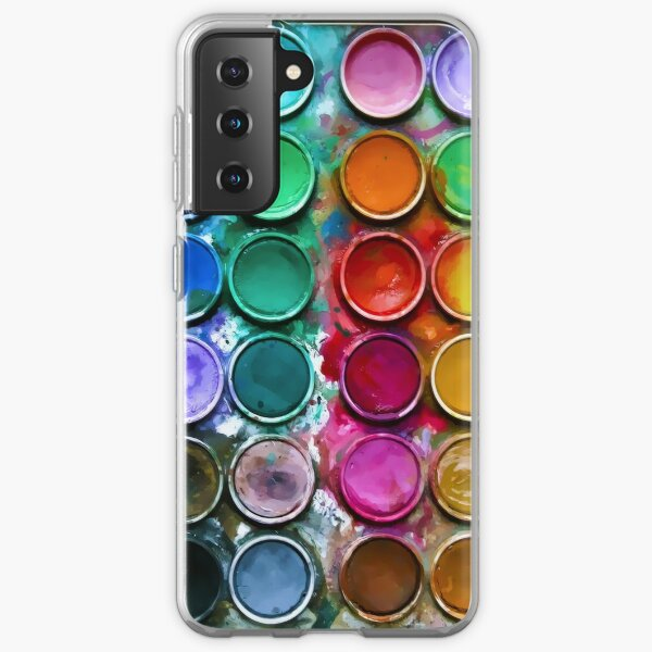 The iPaintBox Samsung Galaxy Soft Case