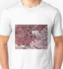 Stonecrop on a Granite Boulder Unisex T-Shirt