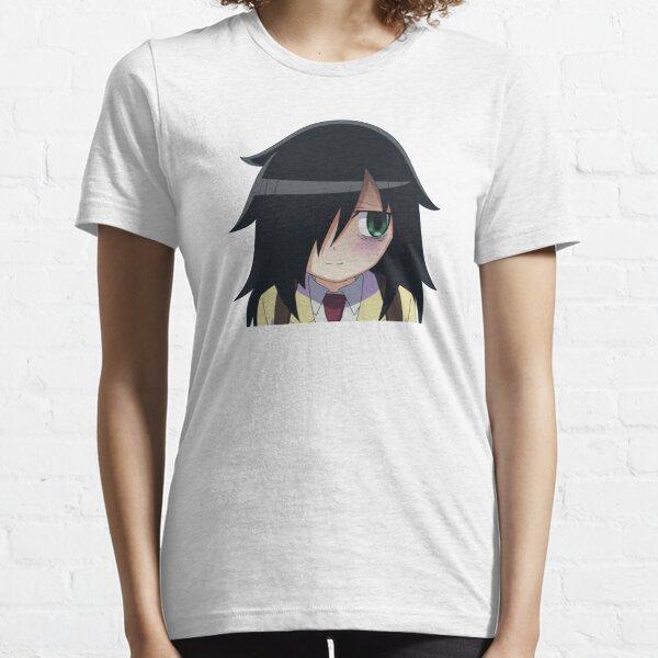 Watamote - Tomoko Essential T-Shirt