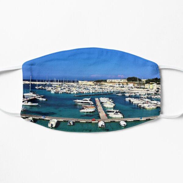 Puglia- Italy Flat Mask