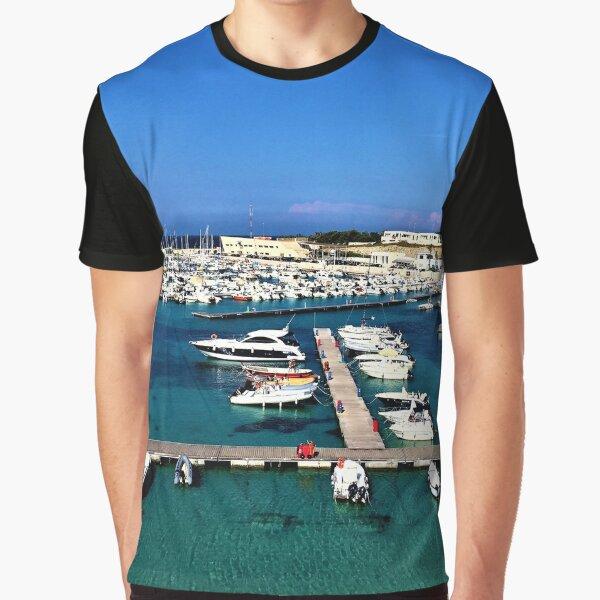 Puglia- Italy Graphic T-Shirt