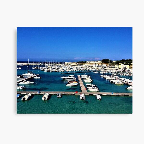 Puglia- Italy Canvas Print
