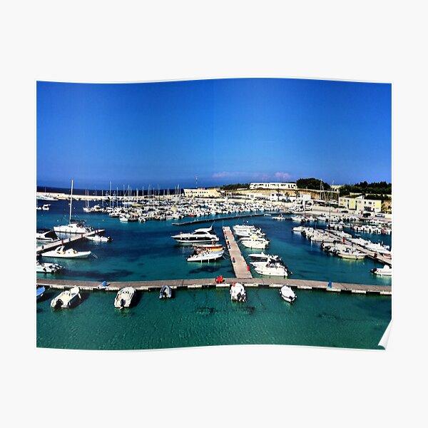 Puglia- Italy Poster