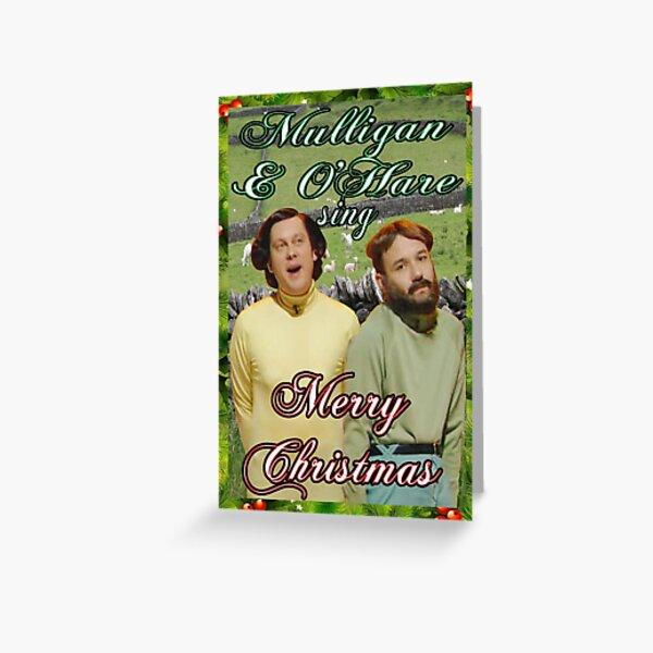 Mulligan & O'Hare Christmas Greeting Card