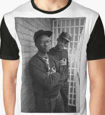 Fresh Prince And Jazzy Jeff Graphic T-Shirt