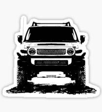 Fj Cruiser Sticker >> Fj Cruiser Stickers Redbubble