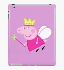 Peppa pig fairy iPad Case/Skin