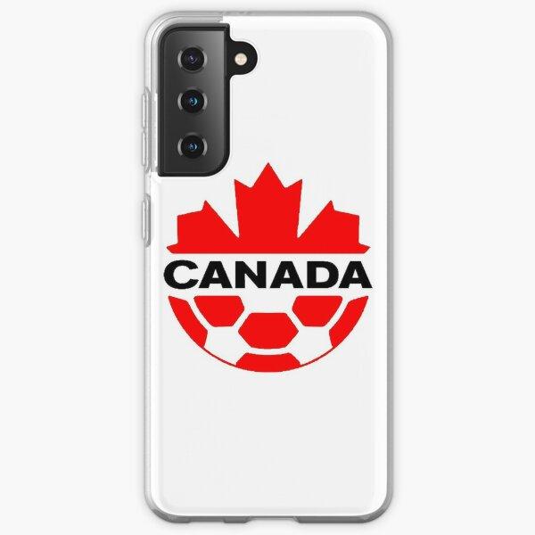 Canada National Soccer Team Samsung Galaxy Soft Case