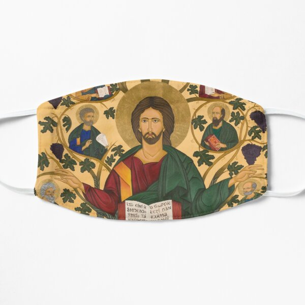 Ambelos Jesus Flat Mask