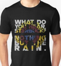 Nothing but the rain [mandala] Unisex T-Shirt