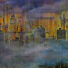 City Life 4 by blacknight