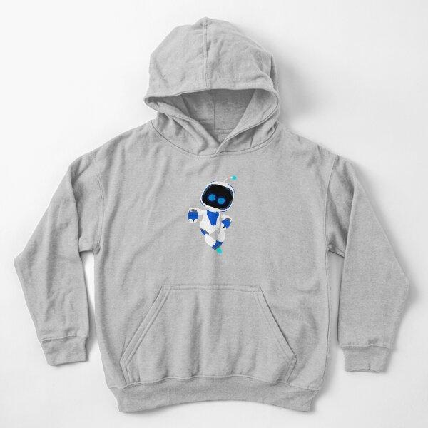 Astrobot Sweat à capuche épais enfant