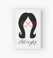 Alright // Linda Hardcover Journal