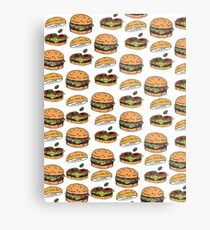 Burgers // Bobs Burgers Metal Print