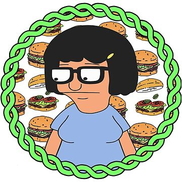 Tina ft Burgers by my-d1spute