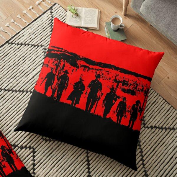 Red Dead Redemption 2 Floor Pillow