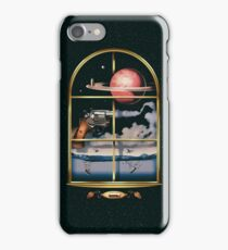 Metamorphosis Nouveau iPhone Case/Skin