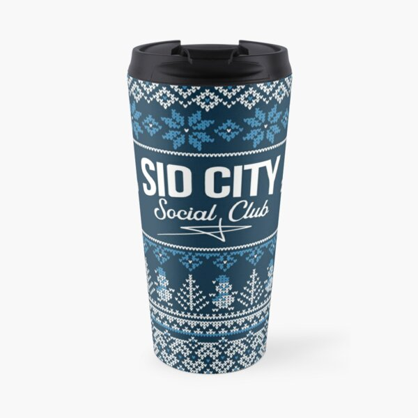 SCSC Holiday Collection 2020 - Snow Travel Mug