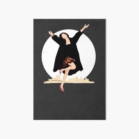moonstruck cher movie poster Art Board Print