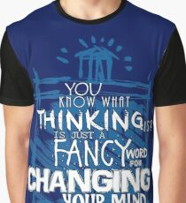 Thinking... Graphic T-Shirt