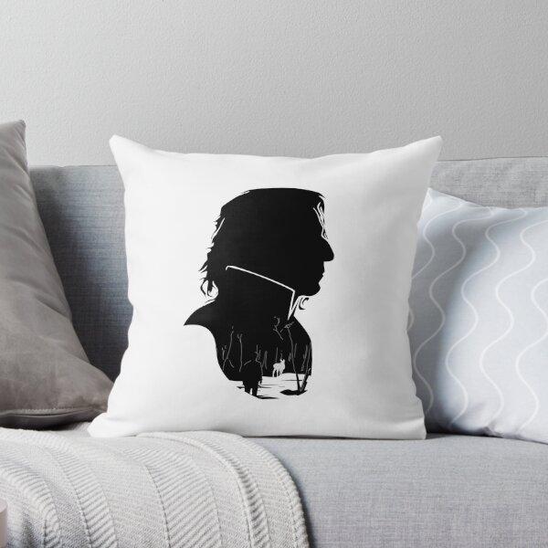 Snape Throw Pillow