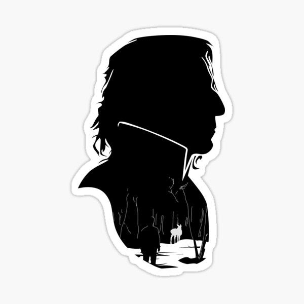 Snape Sticker