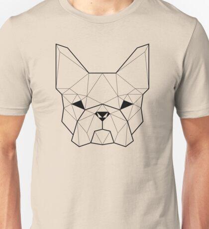 French Geometry Dark Unisex T-Shirt