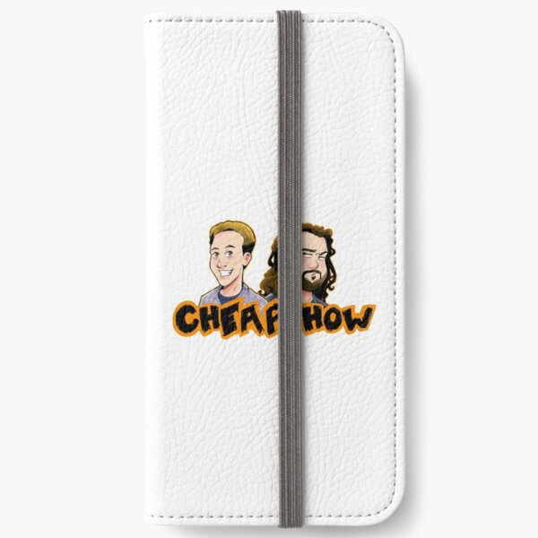 CheapShow 'Tooned up iPhone Wallet