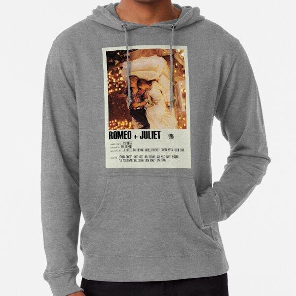 Romeo + Juliet (1996) Alternative Poster Art Movie Large (1) Lightweight Hoodie