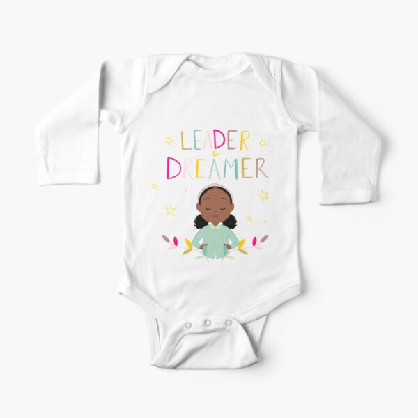 VH Leader & Dreamer Long Sleeve Baby One-Piece