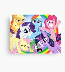 My Little Pony MLP Canvas Print