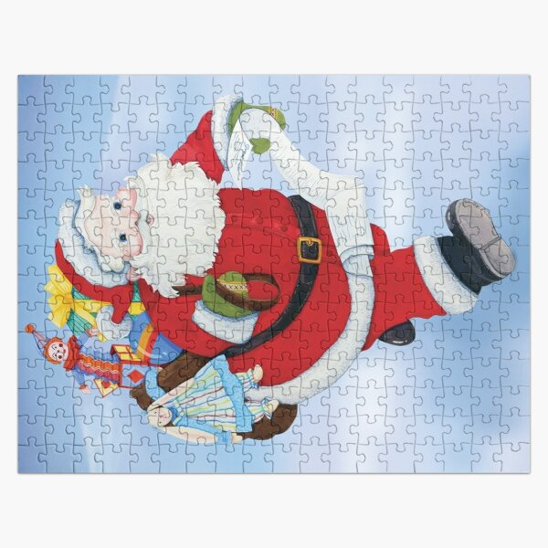 Santa Claus II Jigsaw Puzzle Jigsaw Puzzle